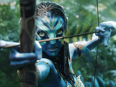 Avatar | Why are the Na'vi blue? Why not another color? ''I just like blue. It's a good color,'' James Cameron says. ''Plus, there's a connection to…