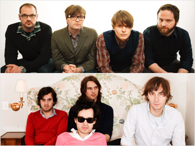 Phoenix, Death Cab For Cutie   BEST ALTERNATIVE MUSIC RECORDING Will win: Death Cab For Cutie's The Open Door An established major-label alt-rock act like Death Cab is likely to triumph,…