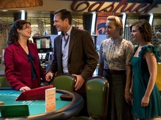 Big Love, Big Love | LOTS OF LOVE Jeanne Tripplehorn, Bill Paxton, Chloe Sevigny, Ginnifer Goodwin in HBO's Big Love .