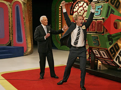 Bob Barker, Neil Patrick Harris, ... | ''Showdown,'' season 2, episode 20 Harris lived out a personal fantasy while exploring Barney's slightly cuckoo delusions about his birth father — namely, that he…