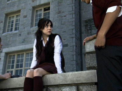 Caprica | 7. Syfy is going all CW Much of the action in the series premiere centers around various happenings at Athena Academy, a prestigious private school…