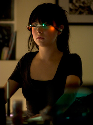 Caprica | 3. They've got such wonderful toys Caprica generally avoids over-the-top futuristic technology, partially because the show is opting for realism, and partially because that kind…