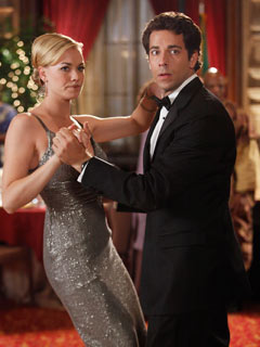 Chuck | DANCE WITH DANGER Chuck (Zach Levi) and Sarah (Yvonne Strahovski) meet all new enemies in the show's third season