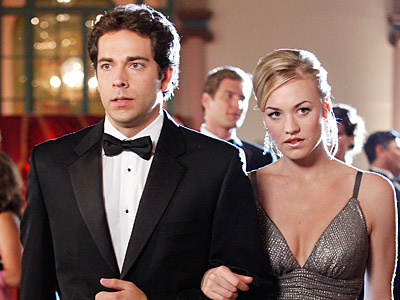 Chuck & Sarah (Zachary Levi and Yvonne Strahovski) Chuck America's favorite super-geek turned super-spy spent two-plus seasons mooning after Sarah, his hottie handler from the…