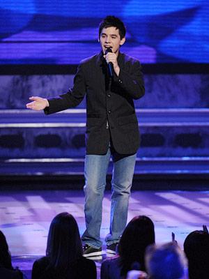 David Archuleta, American Idol, ...