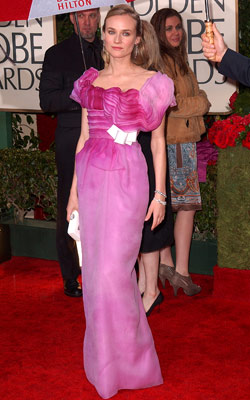 Golden Globe Awards 2010   DIANE KRUGER What do you think of this look? ( polls )