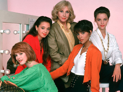 Living Dolls, Halle Berry, ... | Living Dolls (ABC, 1989) Yet another bad spin-off (from Who's the Boss? ) based around modeling, Dolls introduced Charlie (Leah Remini), a pal of Samantha…