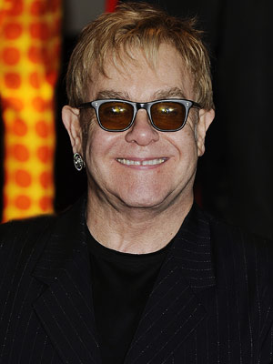 Elton John   Watch his Tantrums & Tiaras doc to see the reasons. His vast talent coupled with his sometimes-brutal honesty could be very engaging. — Sean S.