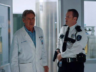 Harrison Ford, Extraordinary Measures | DOCTOR, PLEASE Harrison Ford plays a daring scientist in Extraordinary Measures