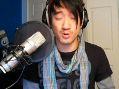 Glee | MASH-UP MASTER Manny Garcia (another singing star in the YouTube firmament) does a mash-up tribute of ''True Colors/Defying Gravity'' (both of which have been featured…