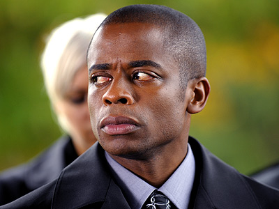 Psych, Dule Hill | Which he has nicknamed ''the Super-Smeller.'' His refined olfactory powers have helped solve many a case. Okay, maybe not many. But the man's nostrils are…