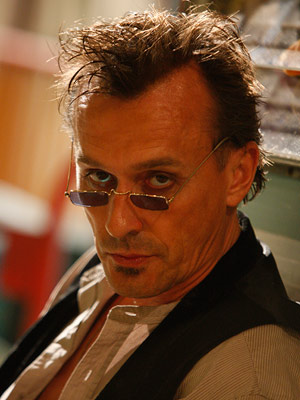 Heroes, Robert Knepper | Heroes recap: This isn't a Court! It's a Diner! Listen, like all of you, I'm a little bit bemused at the sudden revelation that Samuel…