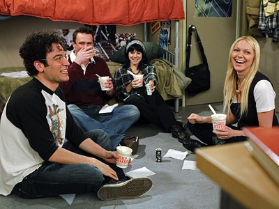 How I Met Your Mother, Josh Radnor, ... | Multiple episodes Radnor favors any and all looks back at the gang during their college years. ''There's something about Ted's college persona that really amuses…