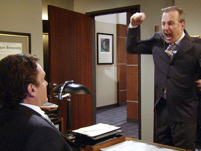 How I Met Your Mother, Jason Segel | ''The Chain of Screaming,'' season 3, episode 15 Segel had the pleasure of being reamed out by another of his heroes, when Mr. Show 's…