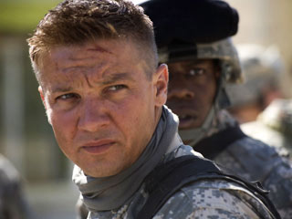The Hurt Locker | LIVE-WIRE ACT Jeremy Renner shines as a soldier on the edge in The Hurt Locker