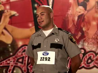 American Idol | Brandon Groves, ''I Shot the Sheriff'' (season 5) What's wilder? The fact that the West Virginia law-enforcement officer butchered the chorus of Bob Marley's classic…