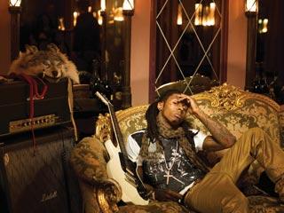 Lil Wayne, Rebirth | BLAME THE GUITAR Lil Wayne