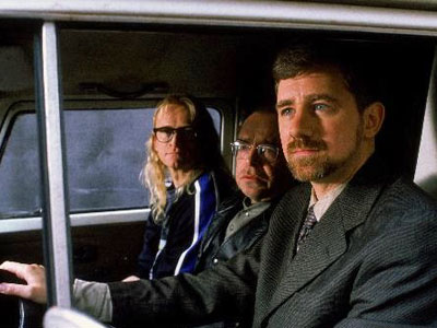 The Lone Gunmen | The Lone Gunmen (Fox, 2001) The truth may be out there, but the ratings weren't for this X-Files spin-off. — Dalton Ross