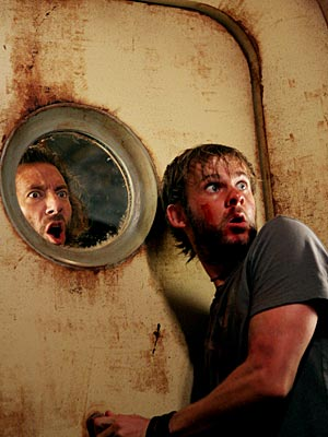 Lost, Dominic Monaghan | ''THROUGH THE LOOKING GLASS'' (Season 3 Finale) The episode finally brought Charlie Pace to the fate Desmond (Henry Ian Cusick) foresaw in ''Flashes Before Your…
