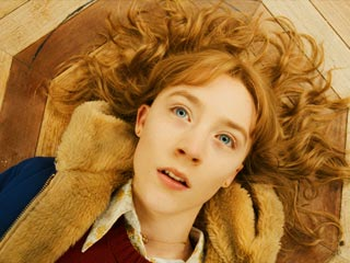 Peter Jackson, The Lovely Bones   EYES WIDE OPEN Saoirse Ronan observes her family from beyond the grave in The Lovely Bones