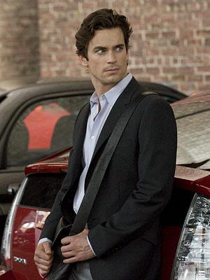White Collar   I think that Matthew Bomer [ White Collar ] would make a good Spider-Man. — Victoria