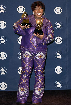 Missy Elliott | Slumber party after the show!