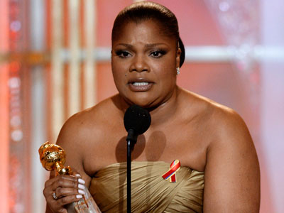 Golden Globe Awards 2010 | BEST: Mo'Nique accepts the Globe for Best Actress in a Supporting Role The Precious star previously known for her comedic roles struck an emotional note,…