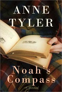 Anne Tyler, Noah's Compass | Noah's Compass by Anne Tyler