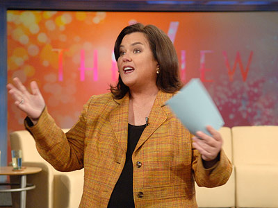 Rosie O'Donnell | The Queen of Nice turned nasty during her one-year stint on the buzzy morning gabfest — at least when she was dealing with co-host Elisabeth…