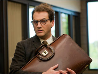 A Serious Man | A SERIOUS MAN Michael Stuhlbarg experiences great suffering, '60s-style