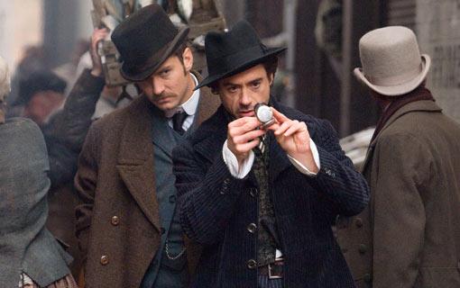 Jude Law, Robert Downey Jr., ...