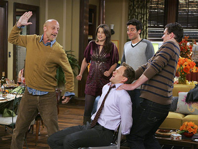 How I Met Your Mother | ''Slapsgiving 2: Revenge of the Slap,'' season 5, episode 9 When Elliott appeared as Lily's dad — a failed board game inventor — it gave…