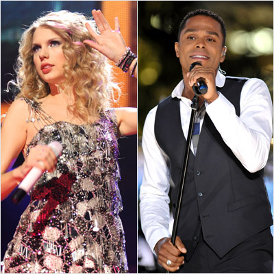 Maxwell, Taylor Swift   SONG OF THE YEAR Will win: Taylor Swift's ''You Belong With Me'' The clever couplets of Swift's megasuccessful tune will clinch this award (which recognizes…