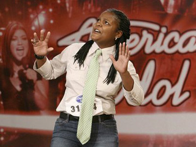 American Idol | Tashawn Moore, ''Kiss'' (season 6) Sure, Tashawn forgot half the lyrics of Prince's funky jam, but you have to give the Minneapolis woman a few…