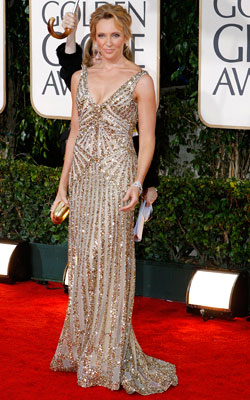Golden Globe Awards 2010   TONI COLLETTE What do you think of this look? ( polls )