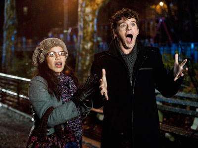Ugly Betty, America Ferrera, ... | Ugly Betty Bites: 20 Bright Quips from Last Night's Episode, 'Blackout!' Blackout-in-Manhattan story line is nothing new (hello, last season's Gossip Girl !), but regardless,…