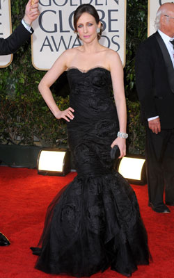 Golden Globe Awards 2010   VERA FARMIGA What do you think of this look? ( polls )