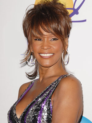 Whitney Houston   She's a perfectionist, she has credibility, and she might be mean. The best part of it is that no one would have the courage to…