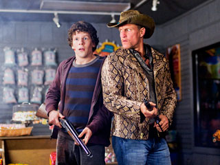 Jesse Eisenberg, Woody Harrelson, ...