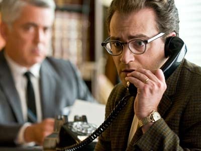 A Serious Man, Michael Stuhlbarg | The Coen brothers mined their own childhoods to fashion their most personal film, never straying from their singularly wacky sense of humor. But this movie…