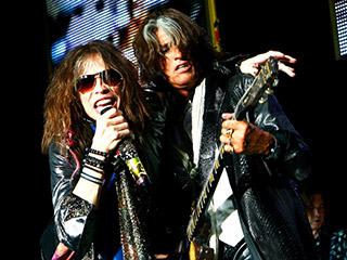 Aerosmith, Joe Perry, ...