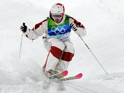 Winter Olympics 2010 | DAY 3 WINNER: Alexandre Bilodeau SPORT: Men's Moguls WHY HIM: Somehow Canada failed to win a single gold medal during its two previous stints as…
