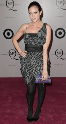 Brittany Snow   Brittany Snow at the Target line launch party, Feb. 2009 McQueen's fashion wasn't limited to the catwalk; he designed a diffusion line for Target, which…