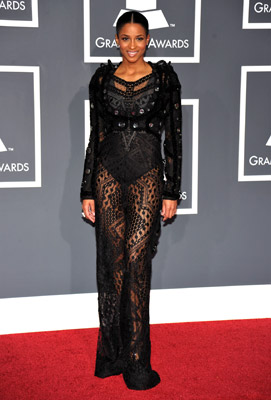 Ciara | CIARA She may have been going for futuristic, but we think this complicated Givenchy best belongs in the past... where we never have to look…
