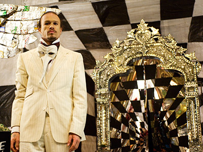 The Imaginarium of Doctor Parnassus, Heath Ledger | There was certainly a lot of curiosity surrounding Parnassus — the movie Heath Ledger was working on at the time of his death. (Johnny Depp,…