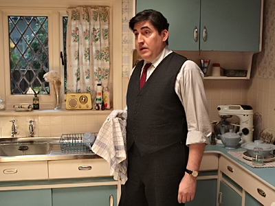 Alfred Molina, An Education | Alfred Molina An Education The stage and screen veteran's relatable turn as an overprotective dad shows equal parts humor and heart.