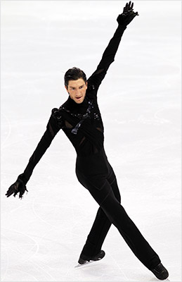 Winter Olympics 2010 | DAY 5 WINNER: Evan Lysacek SPORT: Men's Figure Skating WHY HIM: Even before he won the gold, we were smitten with his short program —…