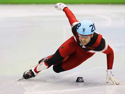 Winter Olympics 2010 | DAY 13 WINNER: Francois-Louis Tremblay SPORT: Short-track Speed Skating WHY HIM: Apolo Anton Ohno is amazing (and his dad in the stands is adorable). But,…