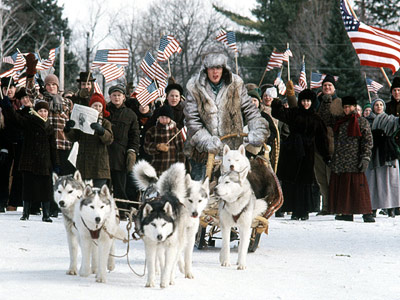 Iron Will (1994) We'll admit it: Dog sledding isn't an Olympic sport. But it did make an appearance as a special demonstration event at the…