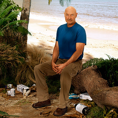 Lost, Terry O'Quinn | CANDIDATE NAME: Locke NUMBER: 4 MOST LIKELY: John Locke WHY HE SHOULD BE THE NEXT JACOB: He loved the Island, believed it was his destiny…